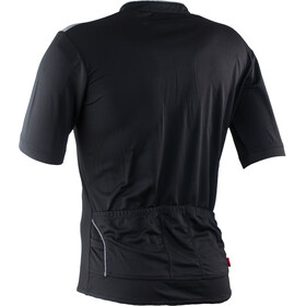 Race Face Podium Maillot manches courtes Homme, black/red